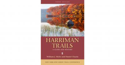 Harriman Trails Book Cover