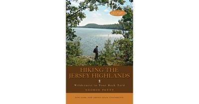 Hiking the Jersey Highlands Book Cover