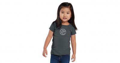 Toddler T-shirt with Trail Conference Logo