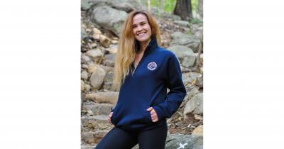 Quarter-Zip Fleece Sweatshirt