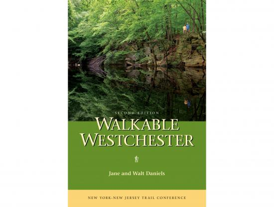 Walkable Westchester Book Cover